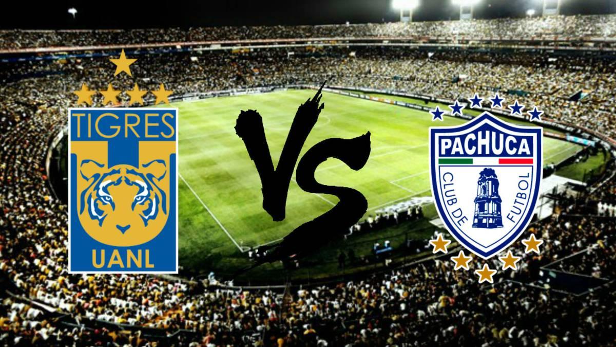 Resultado de imagen para Tigres UANL vs Pachuca