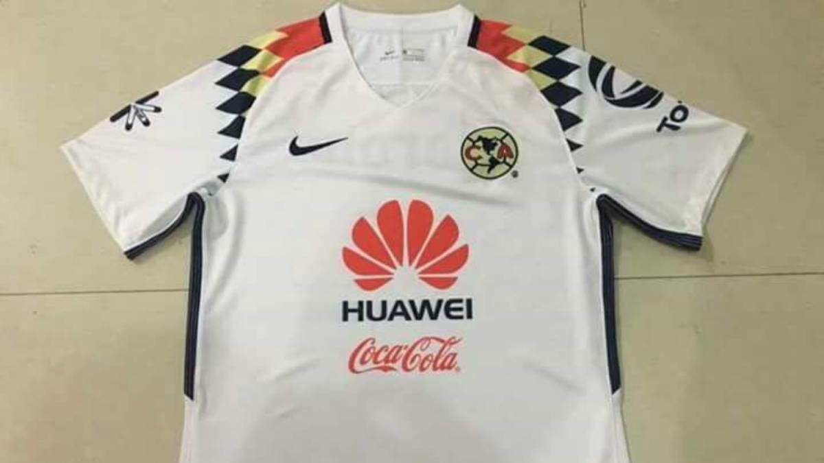Filtran segunda supuesta playera del América - AS México 7375c73b6257e