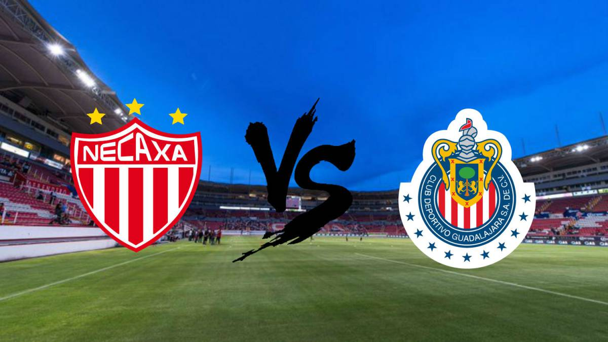 Necaxa vs Chivas en vivo online  Liga MX 7364a3b30f4