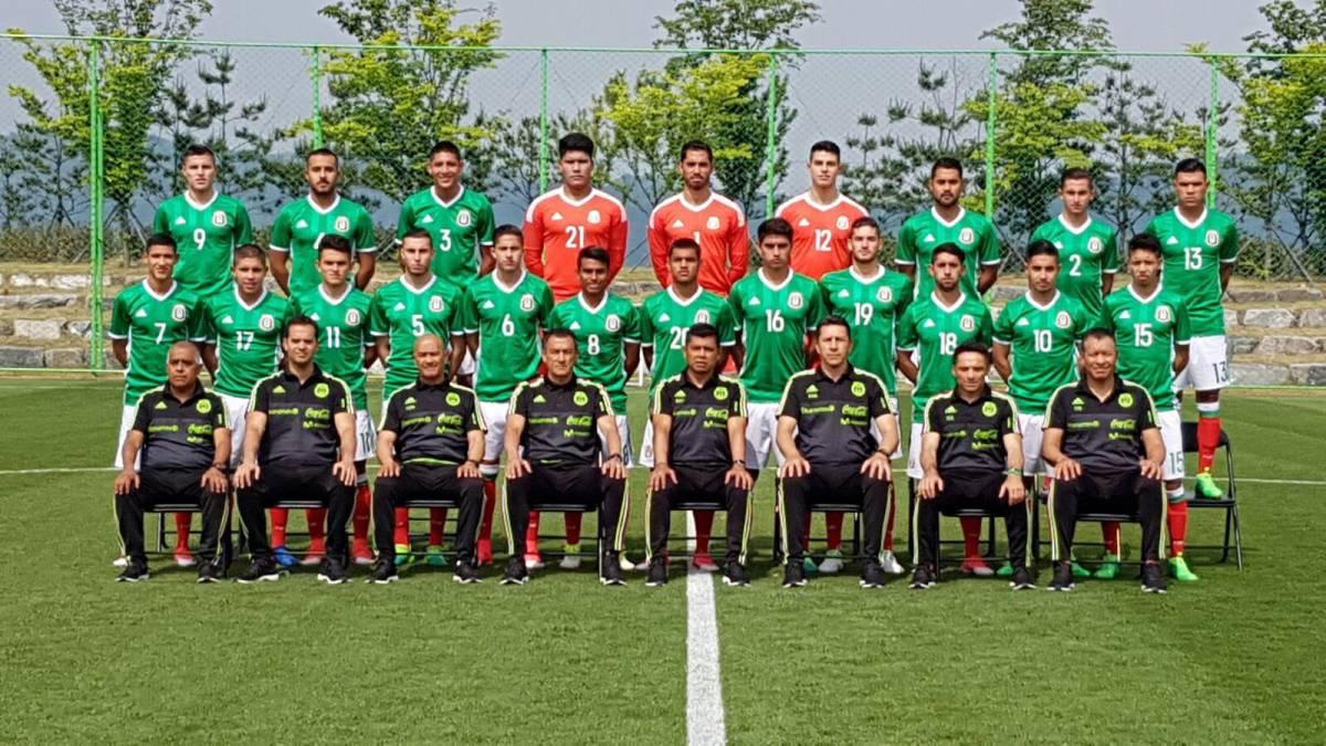 Selección Mexicana  7 jugadores a seguir en el Mundial Sub 20 - AS México 968b753e63275