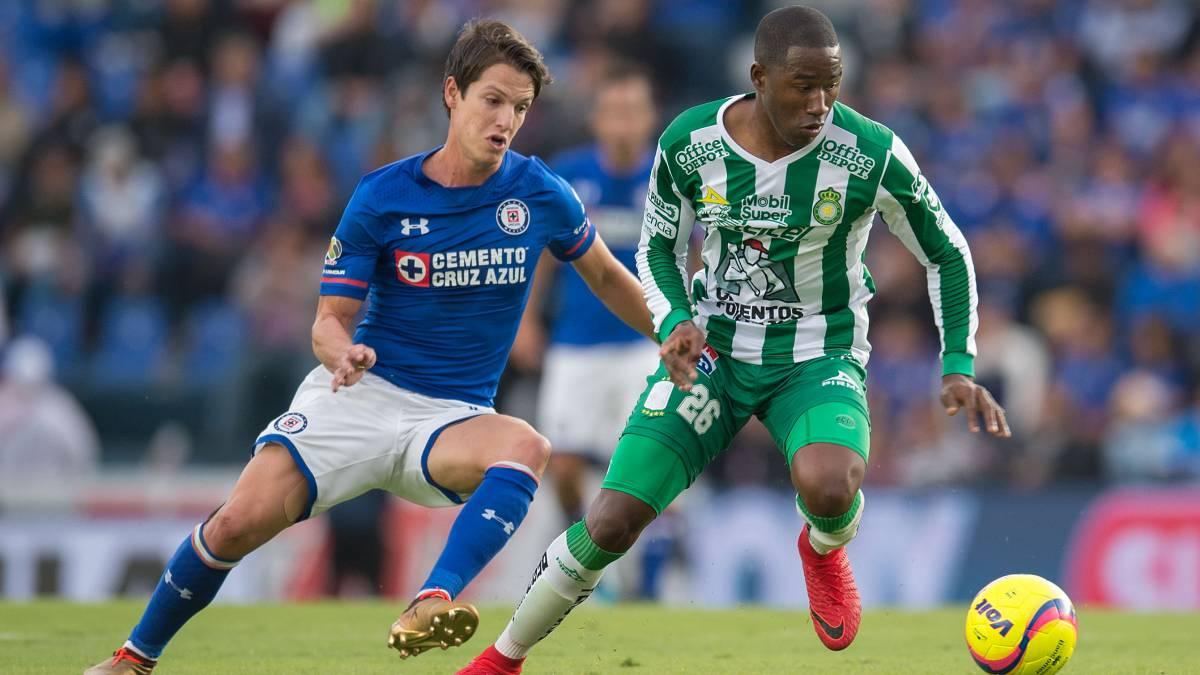Cruz Azul vs León  Resumen y goles del partido - AS México 491093da75065