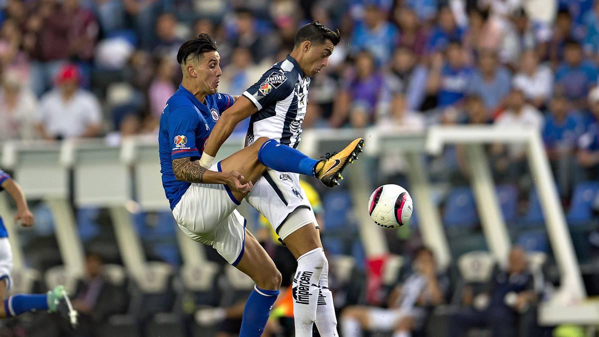 4974aeb9455ab Liga MX  Cómo y dónde ver el Monterrey vs Cruz Azul  horario y TV ...