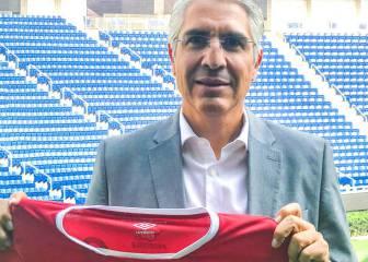 El nuevo mandatario del Real Murcia denuncia a 13 futbolistas
