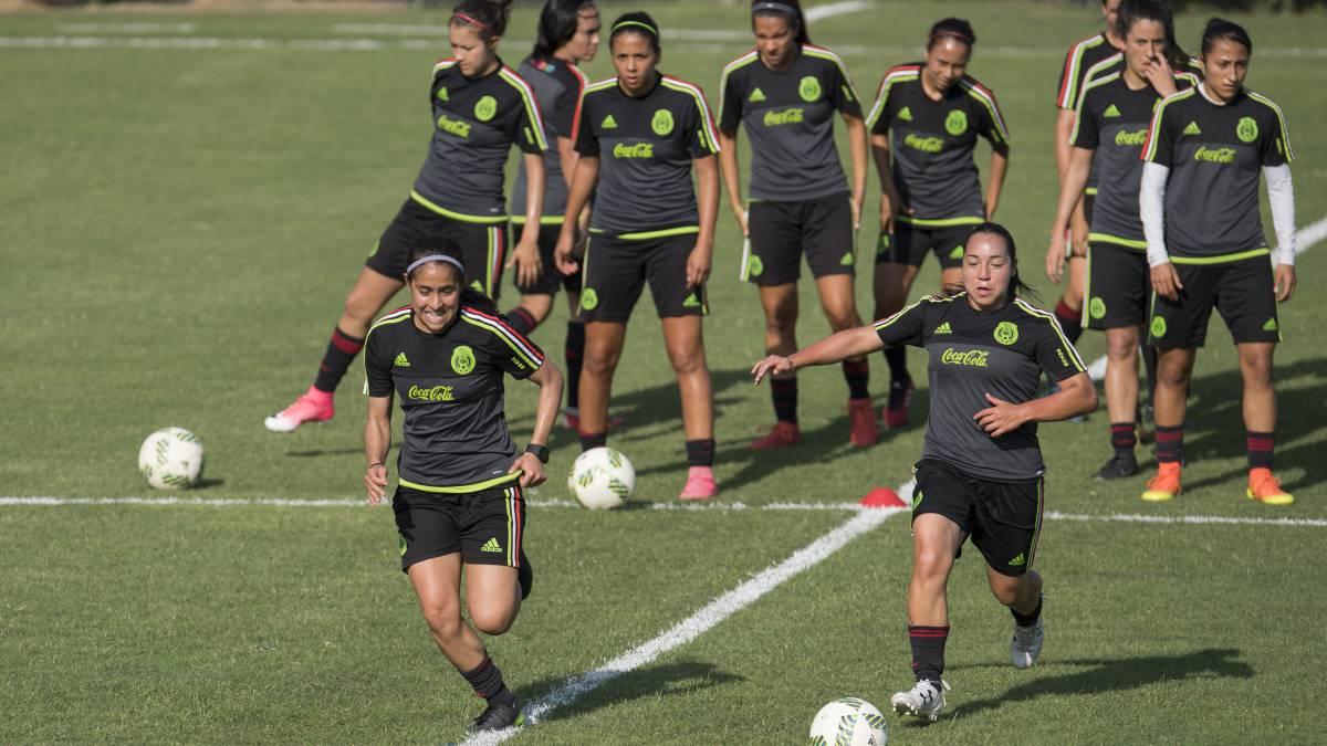 Selección Femenil anuncia convocatoria para gira europea - AS México 52ad5bab3ee23