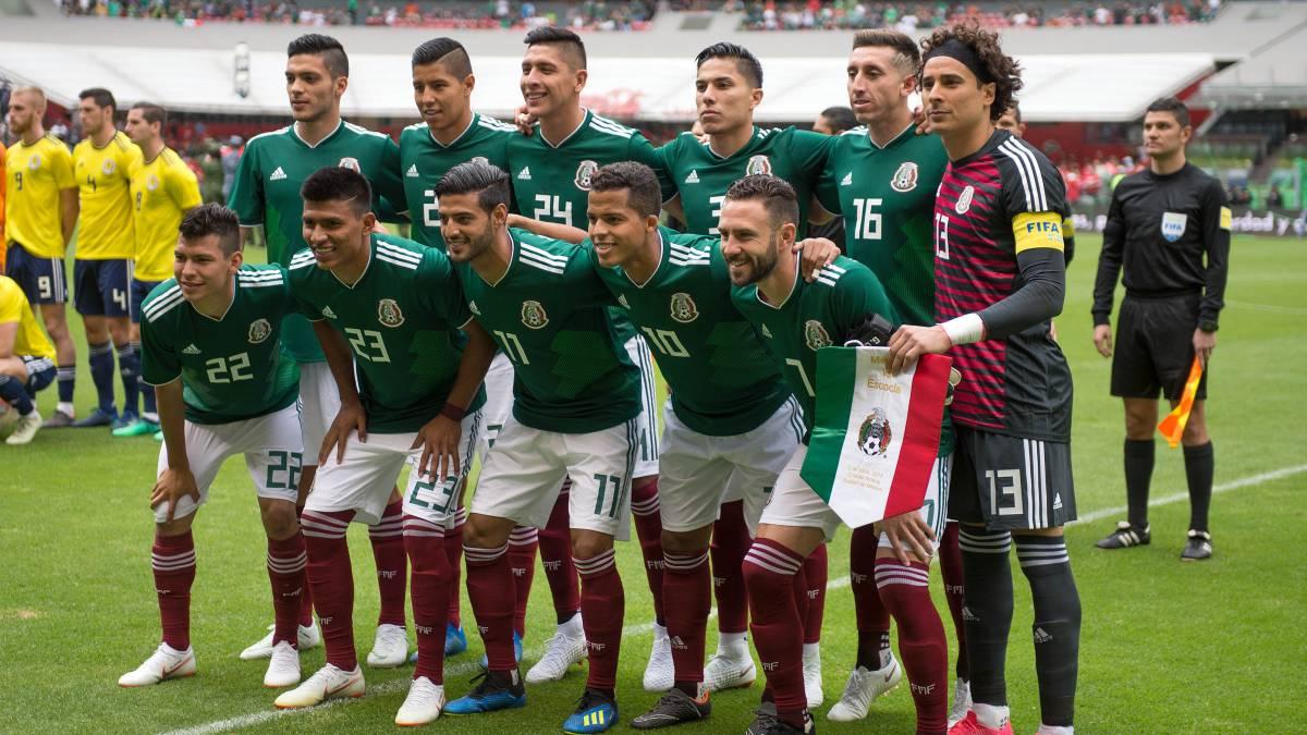 Fußball Mexiko