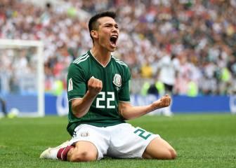 En vivo: México se va al descanso arriba en el marcador
