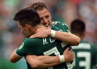 ¡Qué padre inicio de Mundial! México sí pudo ante Alemania