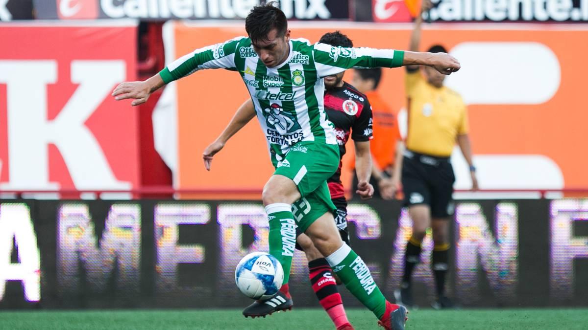 Tijuana – León (1-1)  Resumen del partido y goles - AS México 8e82bbab9fc41