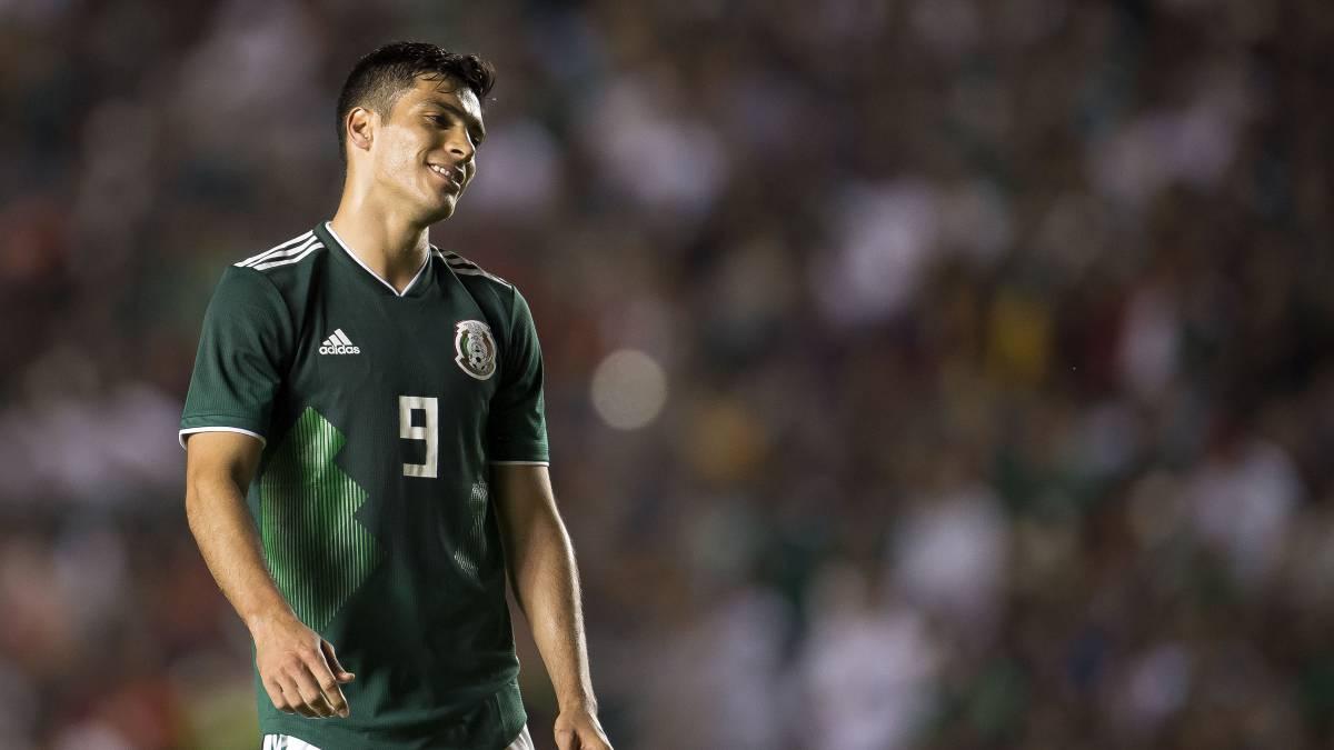 Nicolás Castillo deprime al Tri y revive a los fantasmas de Santa Clara -  AS México f201fccecda77