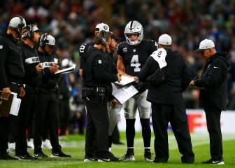 ¿Qué más le puede salir mal a los Raiders?