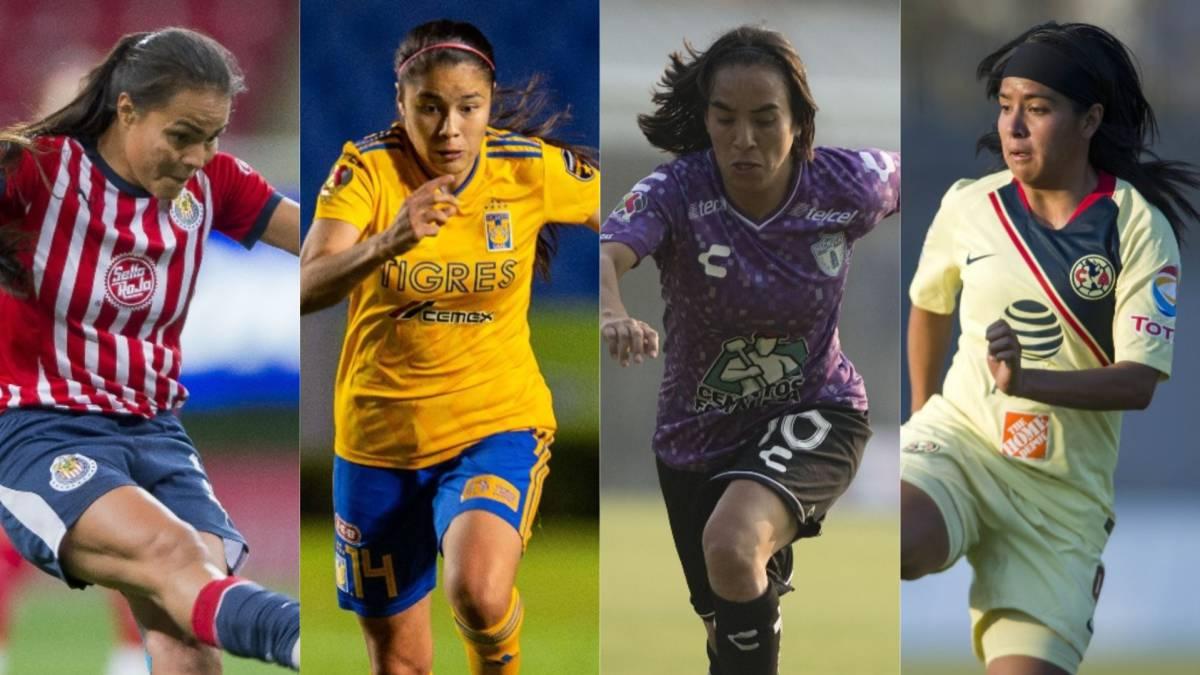 d1ab799851e8c Están definidas las semifinales de la Liga MX Femenil - AS México