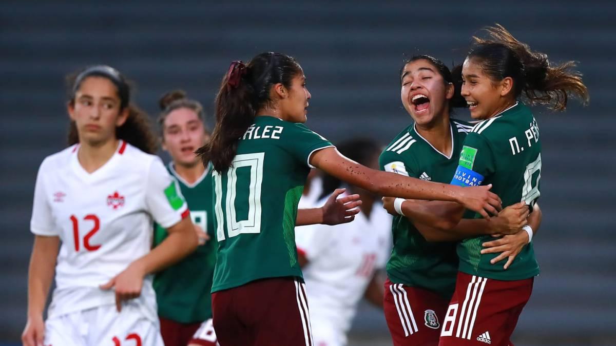 fc0f65a9eaee5 México - Canadá (1 - 0)  Resumen