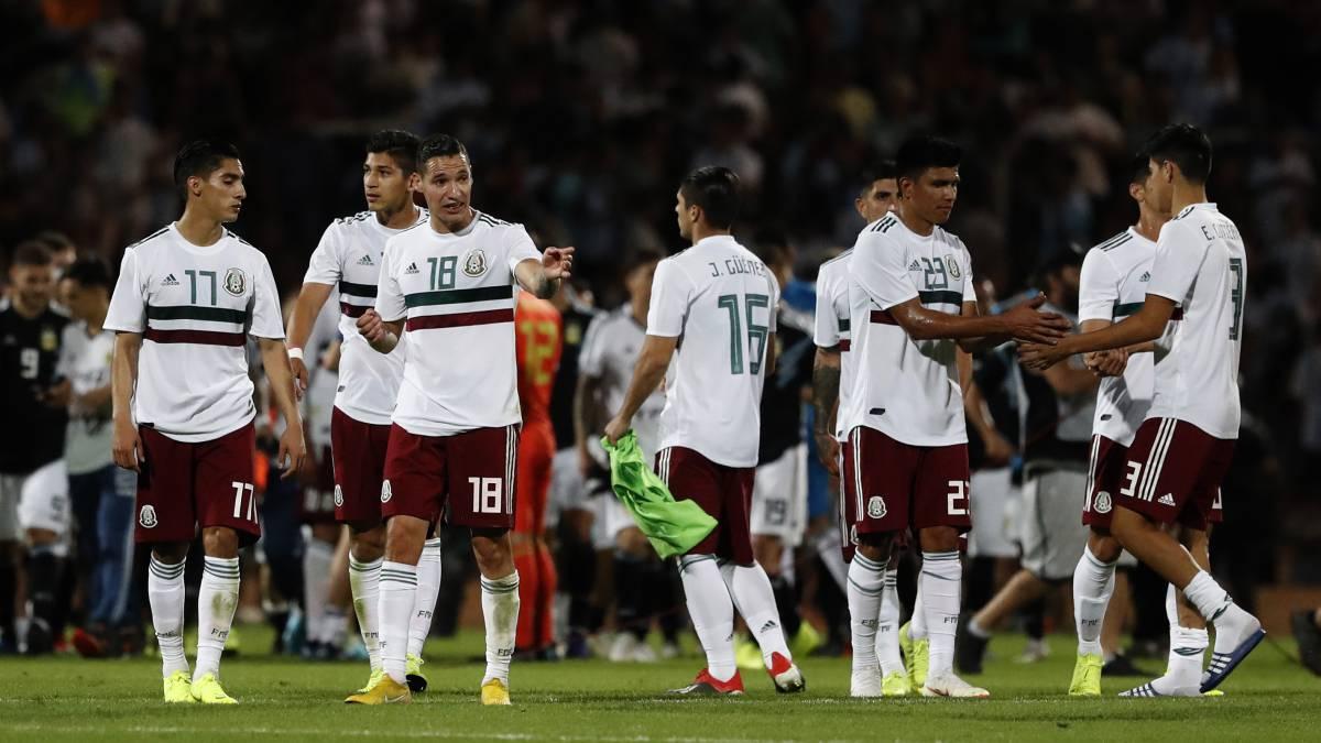 Así será el calendario de la Selección Mexicana en 2019 - AS México a2609adeb5e2b