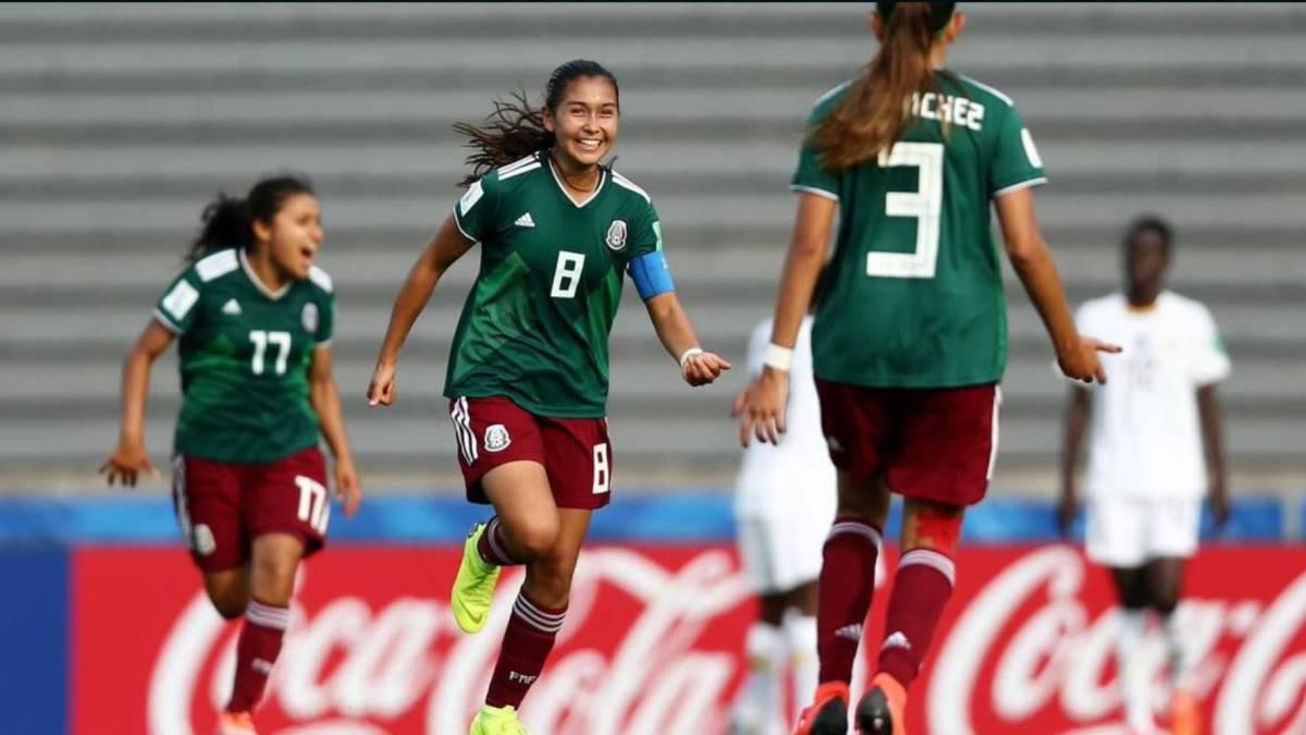 Cuándo juega el Tri Femenil Sub-17 la Final del Mundial - AS México 8f769ff44b05f