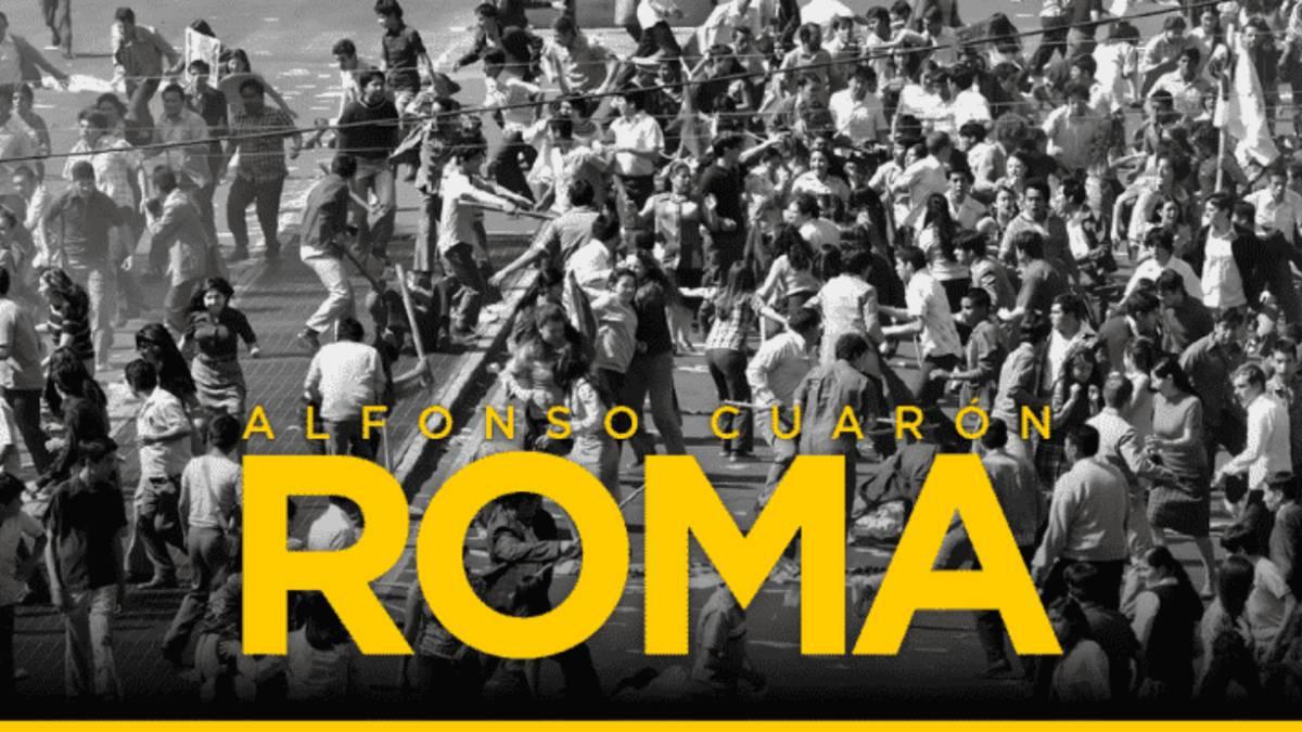 Resultado de imagen para roma cuaron