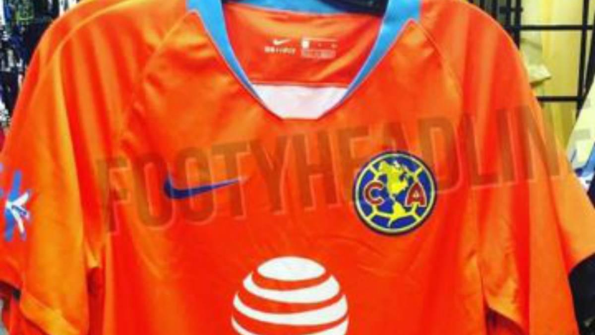 ef103daecac14 Filtran el tercer uniforme del América para el Clausura 2019 - AS México