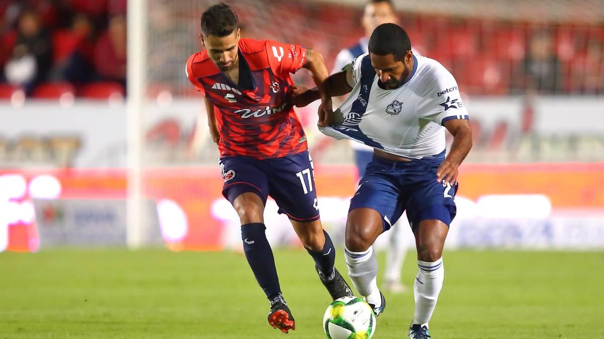 fa9eb3d4a6e31 Veracruz – Puebla (0-1)  Resumen del partido y goles - AS México