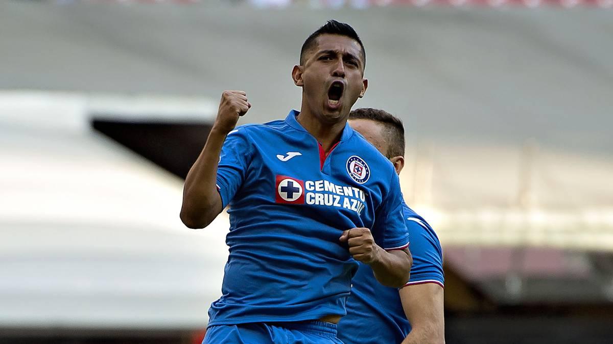 Cruz Azul – Tijuana (1-0)  resumen del partido y gol - AS México 0e4cefe86c381