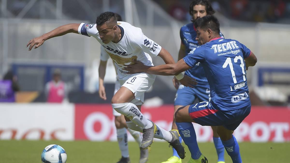 d817d3da8bc Pumas–Monterrey (1-1), resumen y goles del partido - AS México