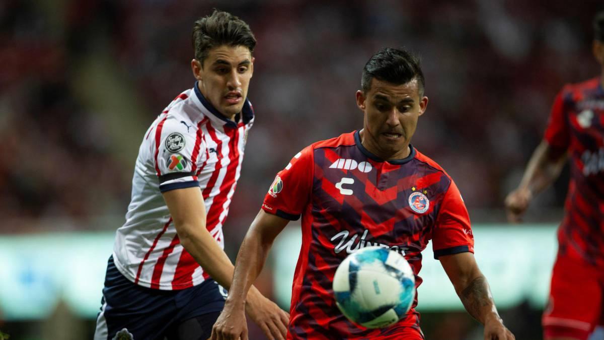 Chivas – Veracruz (0-0)  resumen del partido - AS México 69f554330d2dd