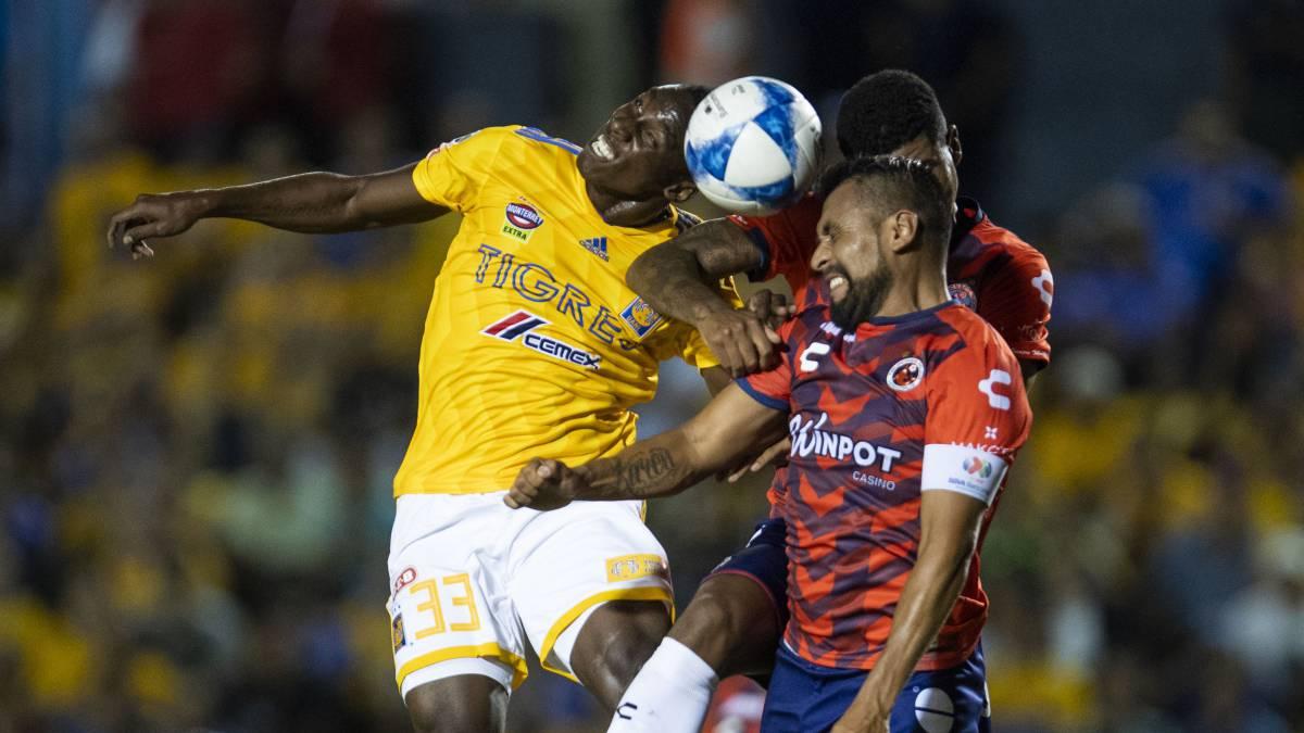 El Veracruz - Tigres de la jornada 6 del Clausura 2019 será este viernes 8  de 8545217b0
