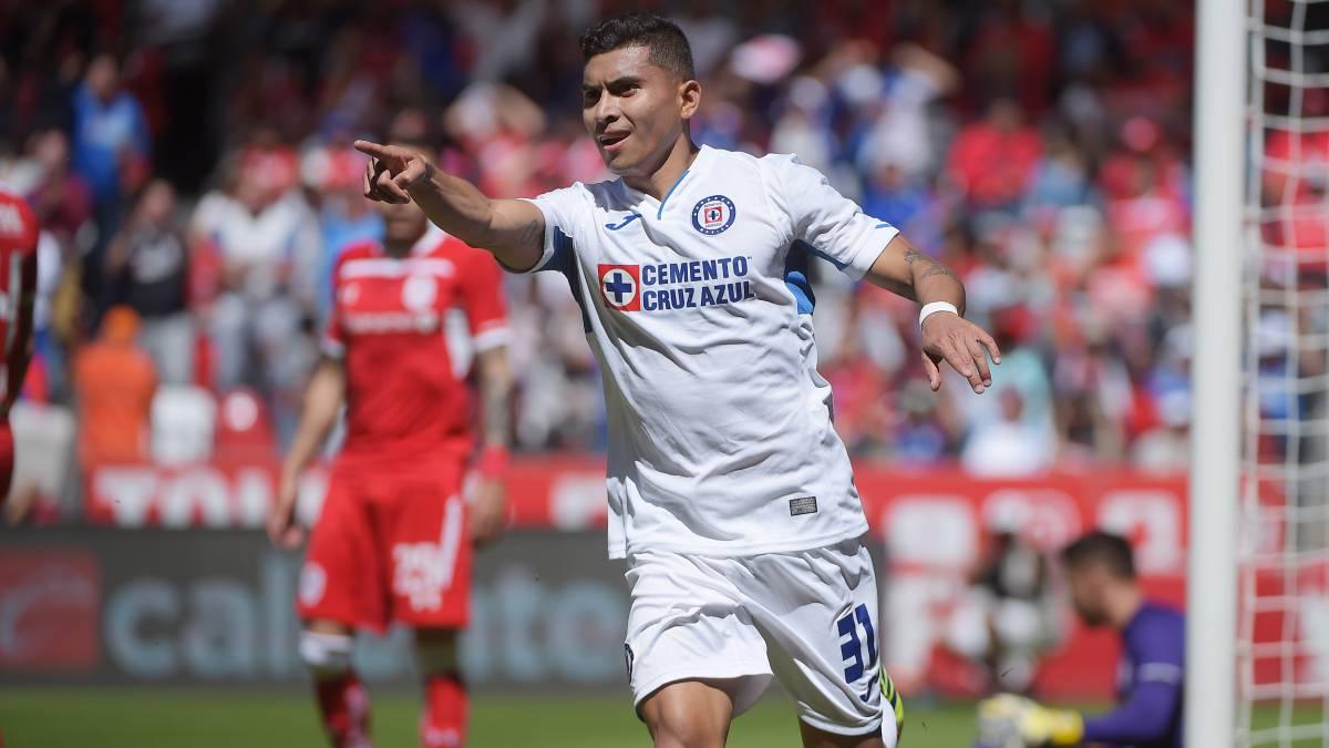 Sigue en vivo las acciones del Toluca – Cruz Azul de la jornada 6 del  Clausura e00d7d0bac0fc