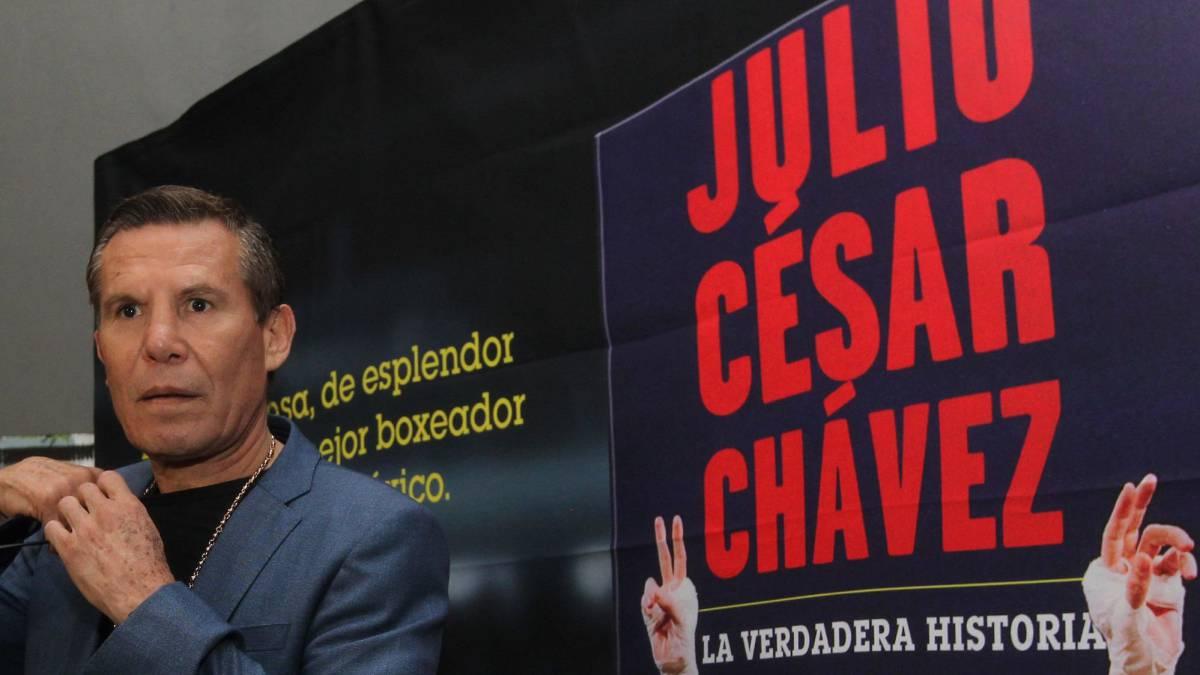 Nuevo libro sobre Julio César Chávez revela cosas que no quería que  salieran a la luz