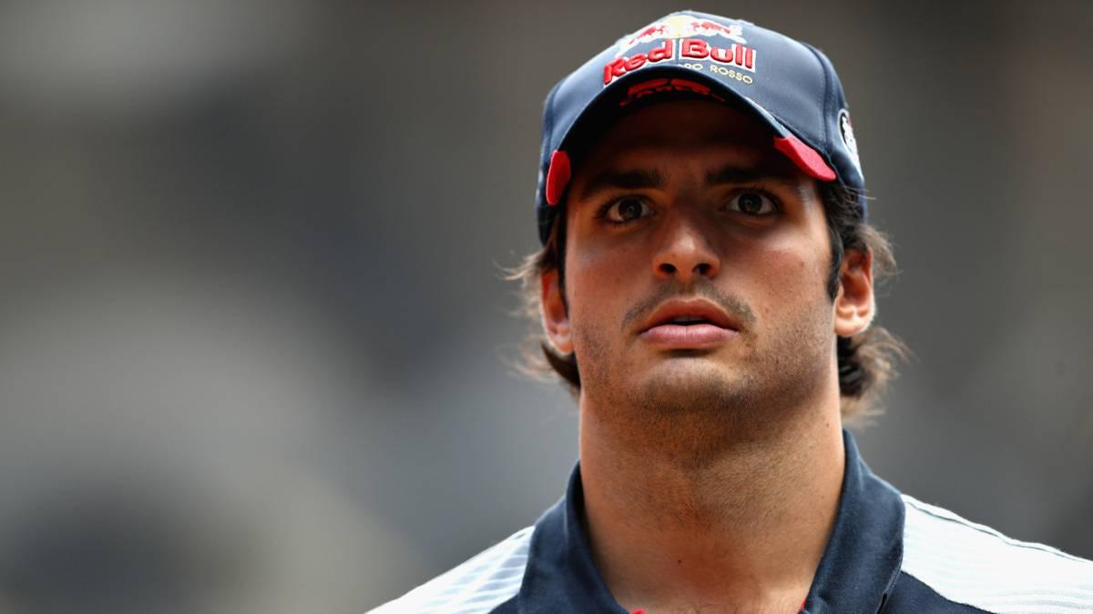 "Sainz: ""Ojalá pueda luchar por podios la próxima temporada"""