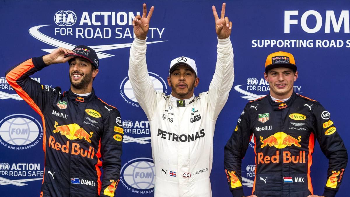 Así queda la parrilla para la carrera del GP de Italia