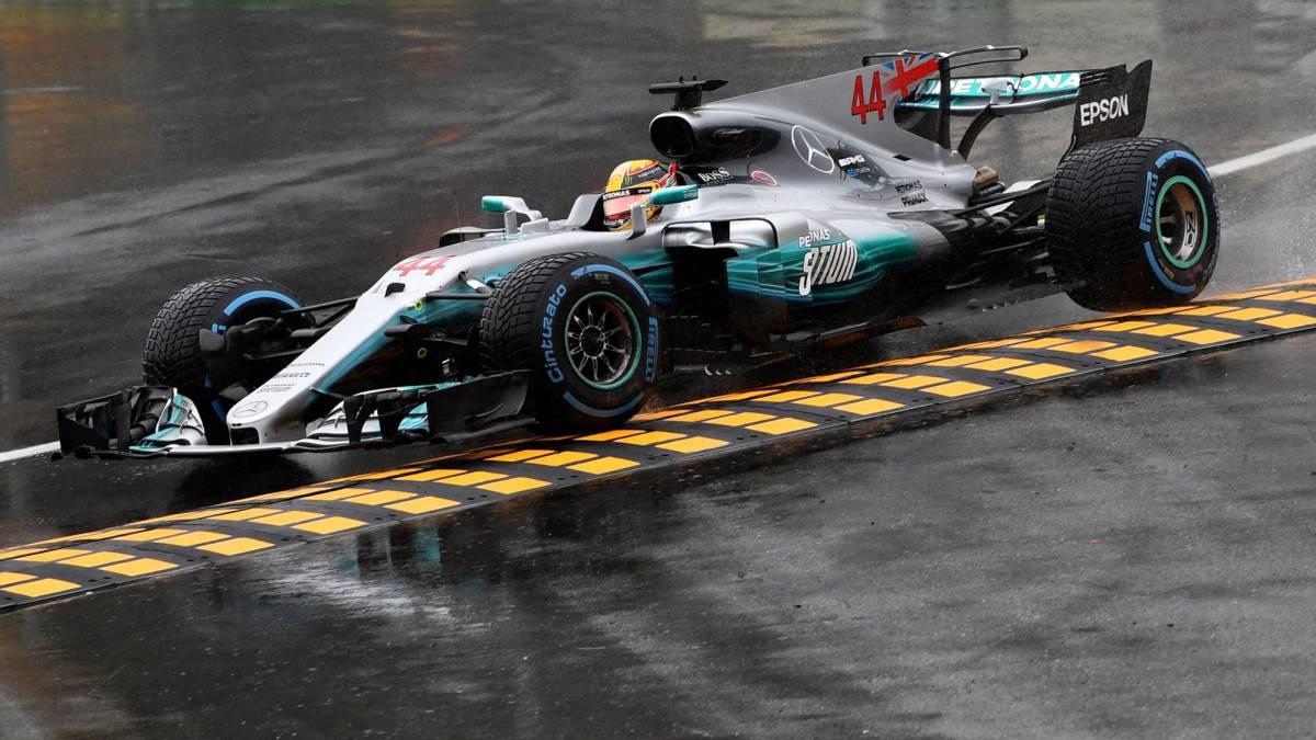 Hamilton es historia: 69 poles, bate a Michael Schumacher