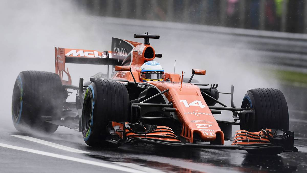 """Alonso: """"El top-5 habría sido posible sin la penalización"""""""