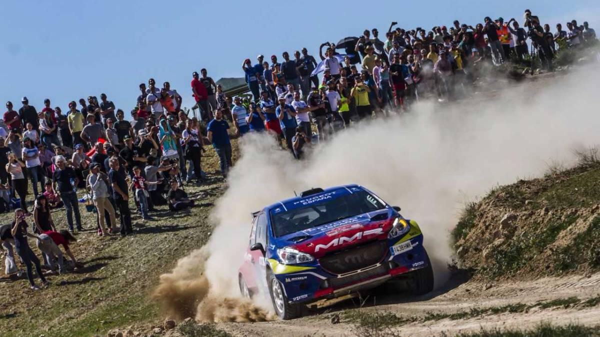 Pons gana en Cervera y 'Cohete' se acerca al título