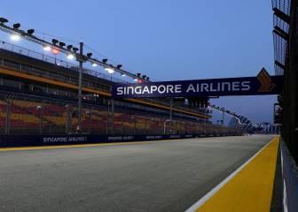 El GP de Singapur seguirá en el Mundial de F1 hasta el 2021