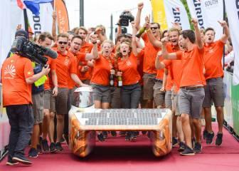 Holanda se lleva la edición World Solar Challenge 2017