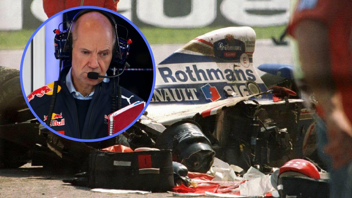 F1 | Newey siente parte de culpa en la muerte de Ayrton