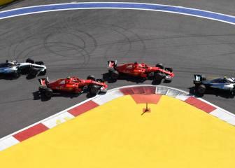 La FIA, a favor de Mercedes y Ferrari en su disputa con Liberty