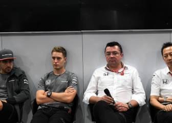 """""""Con el motor Honda, McLaren no tenía esperanzas para 2018"""""""