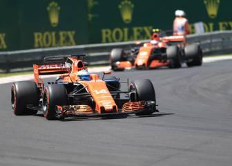Honda: 68 caballos menos que Mercedes al final de 2017