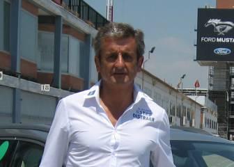 Luis Moya, intervenido con éxito de un aneurisma cerebral