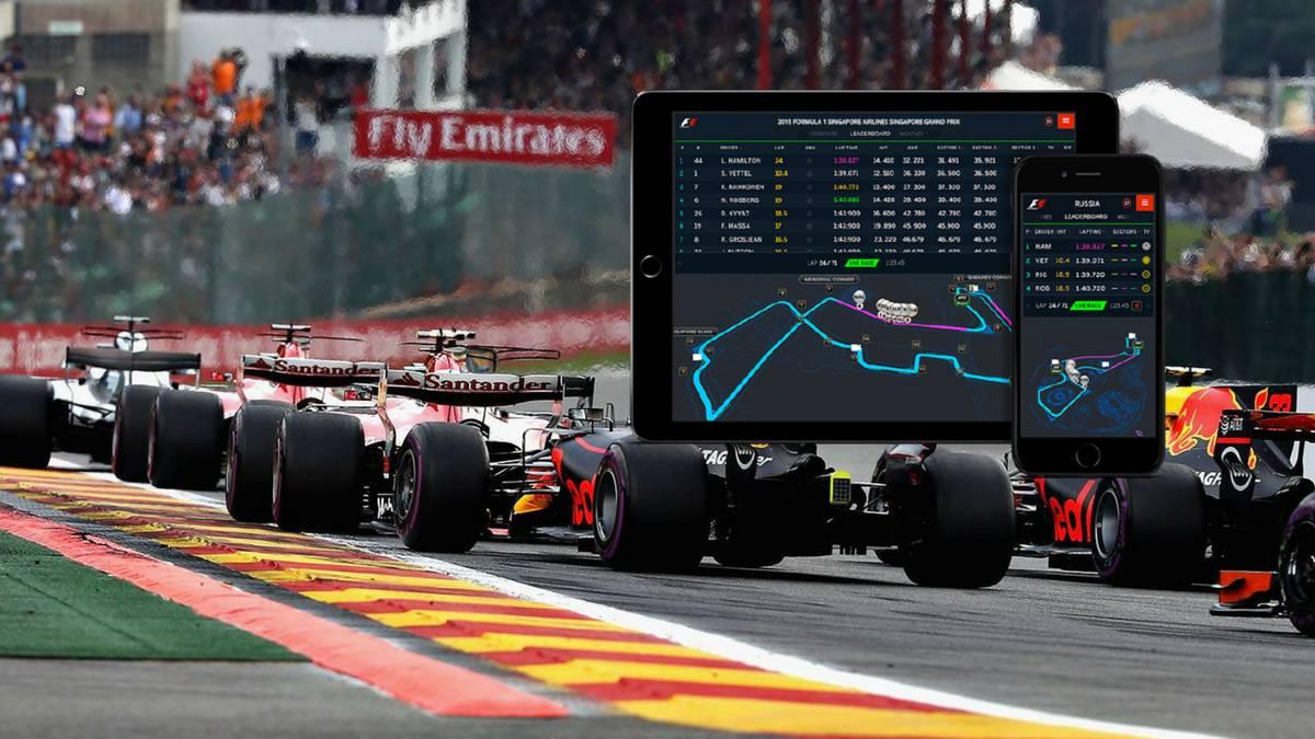 F1 Asi Seria La Oferta De Liberty Para Retransmitir La F1 En