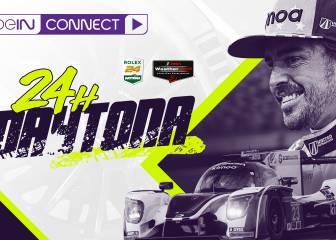 beIN retransmitirá en España la aventura de Alonso en Daytona