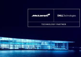 Los patrocinadores no paran de llegar a McLaren: ahora, Dell