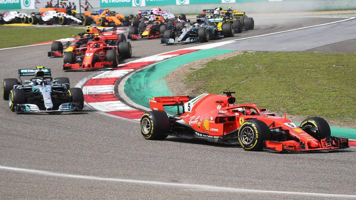 Resumen de la carrera del GP de China: victoria de Ricciardo ...