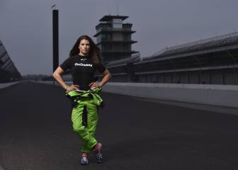 Danica Patrick, pionera en el automovilismo estadounidense