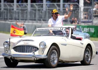 Alonso: ?Espero que Nadal me de suerte en Le Mans?