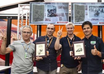 'Motociclismo' conmemora los 50 años de victorias españolas