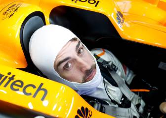 """Fernando Alonso: """"Esto es la Fórmula 1 y necesitas coche?"""""""