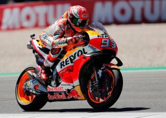 Márquez intentará luchar de nuevo por el podio en Alemania