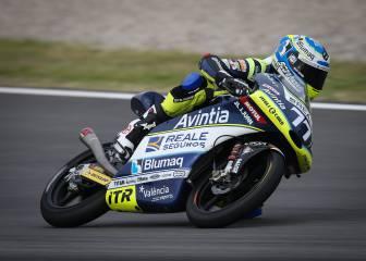 Vicente Pérez correrá el mundial de Moto3 con Avintia