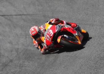 La calificación del Gran Premio de Austria en imágenes